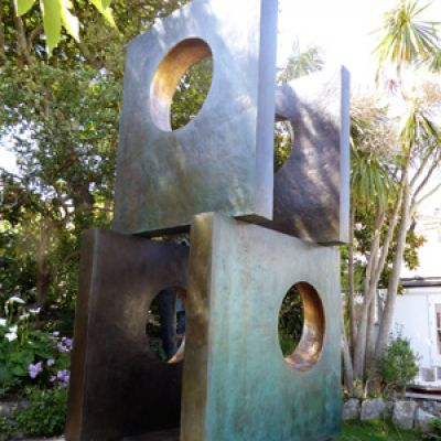 Dame Barbara Hepworth, 'Four-Square (Walk Through)' 1966