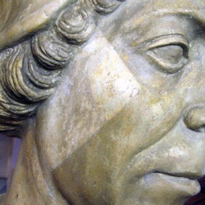 Pietro Torreggiano, 'Bust of Dr John Colet' 1518