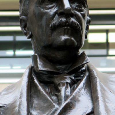Mario Raggi, 'Statue of Sir Thomas Jackson' 1906